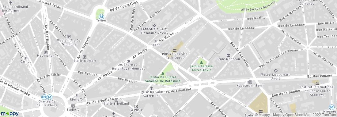 Centre ophtalmologique etoile paris adresse - Centre etoile saint honore ...