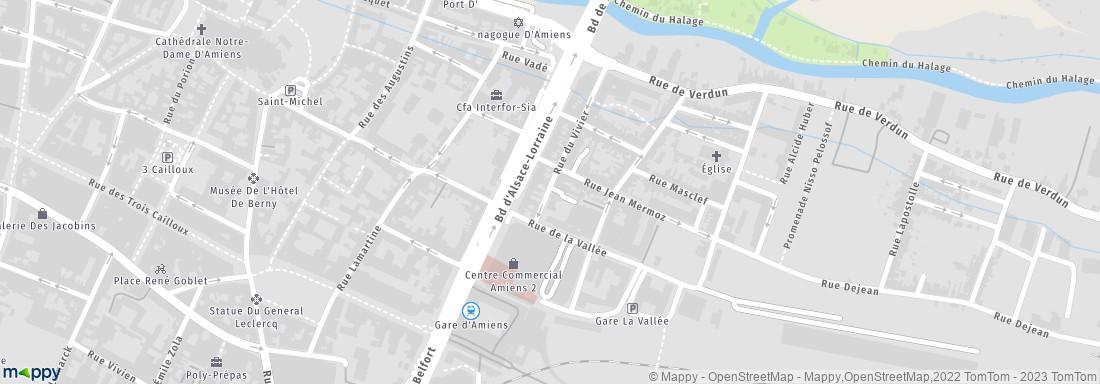 Agence Famille Sncf Amiens Caisses De Retraite Adresse Avis