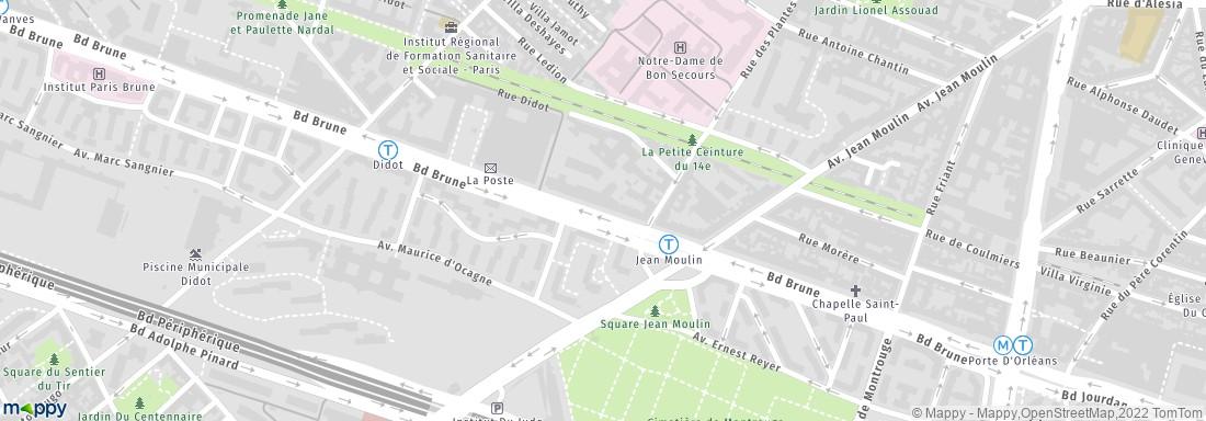 Listowski alicia paris architecte adresse for Code naf architecte