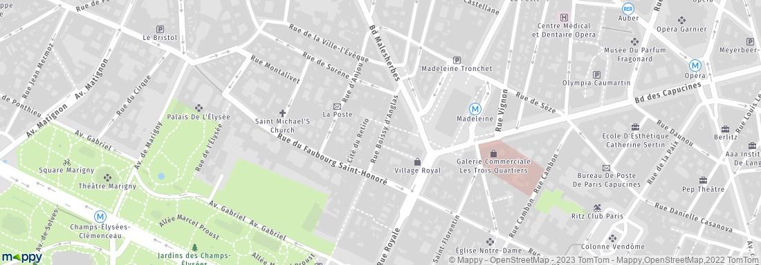 Alessi France Paris (adresse, horaires, avis)
