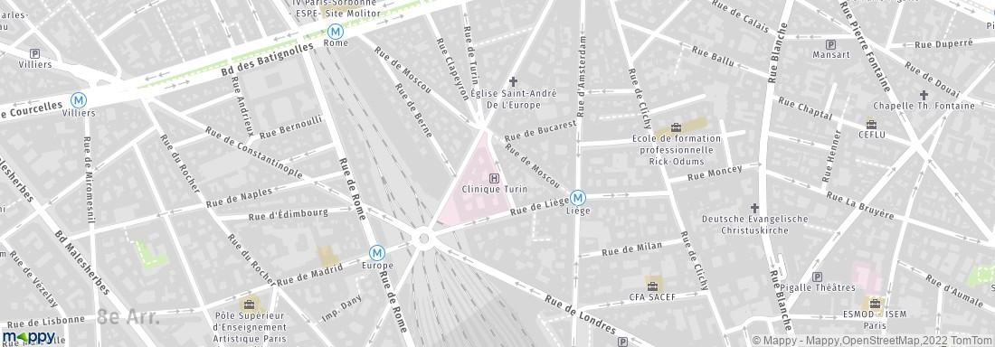 clinique turin paris - photo#24