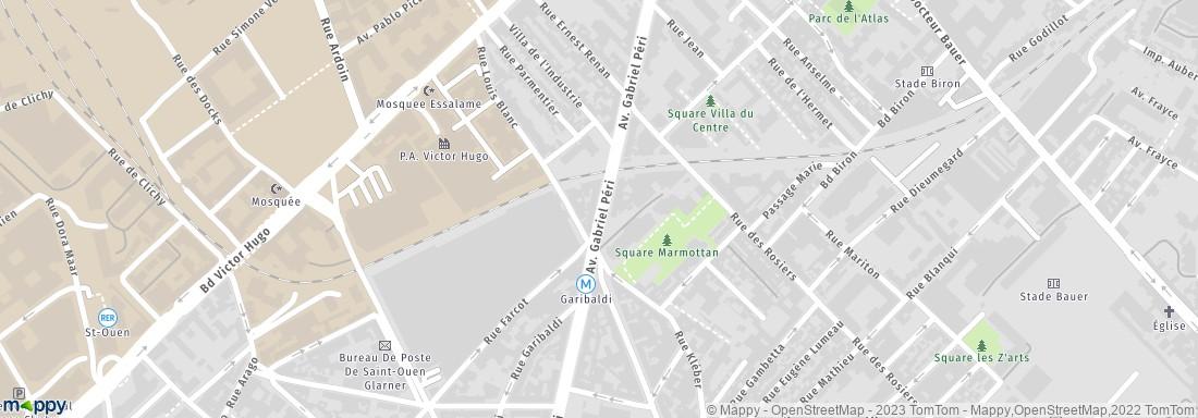 Tchip Coiffure 66 Av Gabriel Pu00e9ri 93400 Saint Ouen - Coiffeur (adresse Horaires Avis)