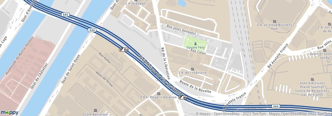 Joper auto 63 bd lib ration 93200 saint denis garage for Garage automobile saint denis