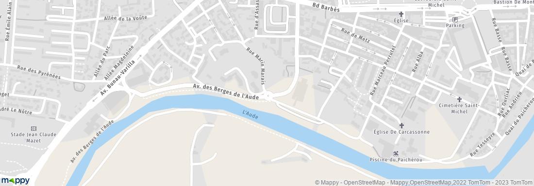 Adresse Caf De L Aude Carcassoone