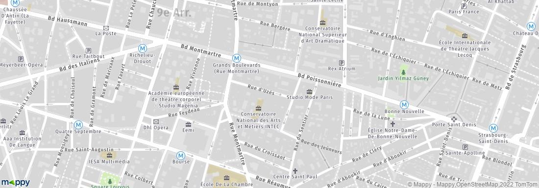 Centre Des Finances Publiques 9 R Uzes 75002 Paris Domiciliation