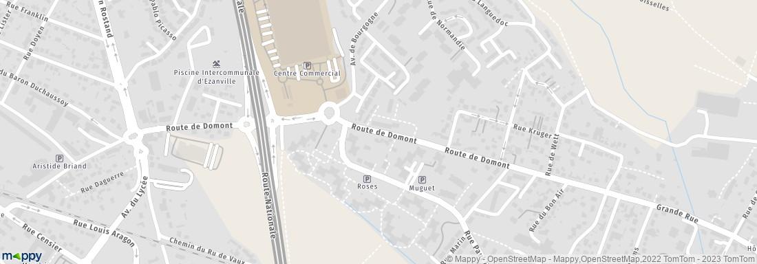 Crozatier Meubles, rte Domont, 95460 Ezanville - Magasin de meubles ...