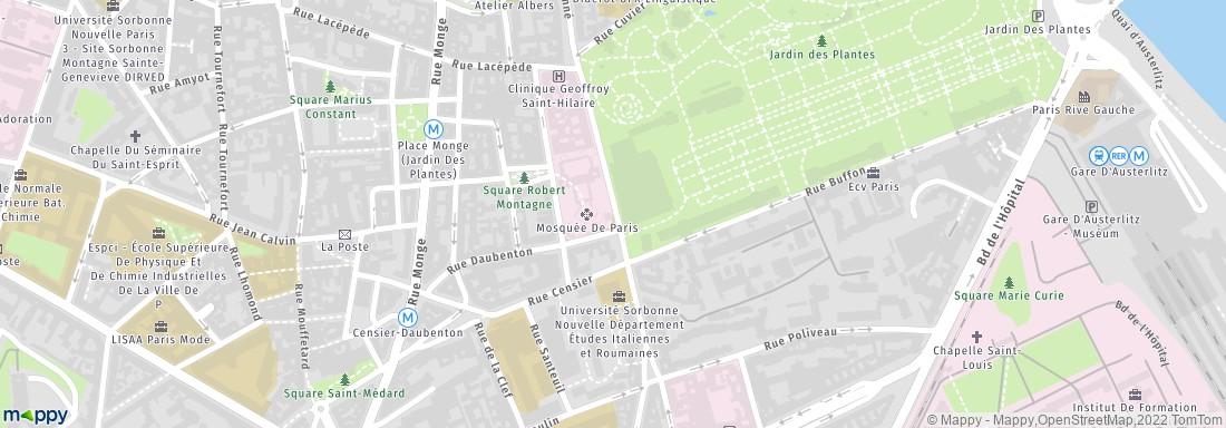 La mosqu e de paris paris salons de th adresse - Salon de the paris ouvert le dimanche ...
