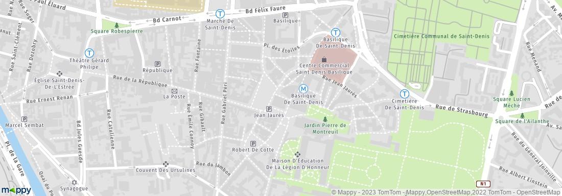 CENTRE DENTAIRE SAINT DENIS BASILIQUE Saint Denis - Centre dentaire ...