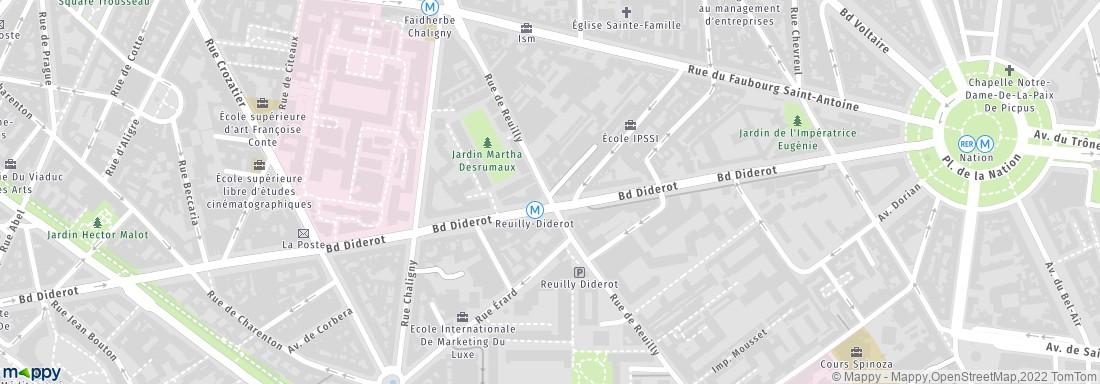 Citro n garage du faubourg paris adresse horaires avis for Avis garage citroen strasbourg