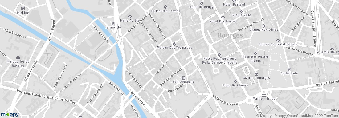 Dietplus, 57 r Auron, 18000 Bourges (adresse, horaires)