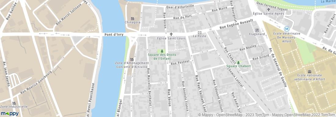 Auto ecole maisons alfort amazing plan de carte de with for Auto ecole maison alfort