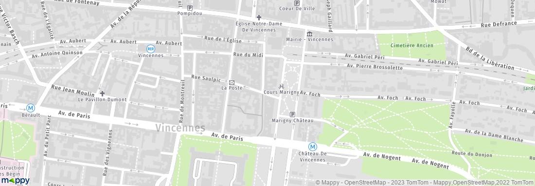 Restaurant Ouvert Le Dimanche  Ef Bf Bd Vincennes