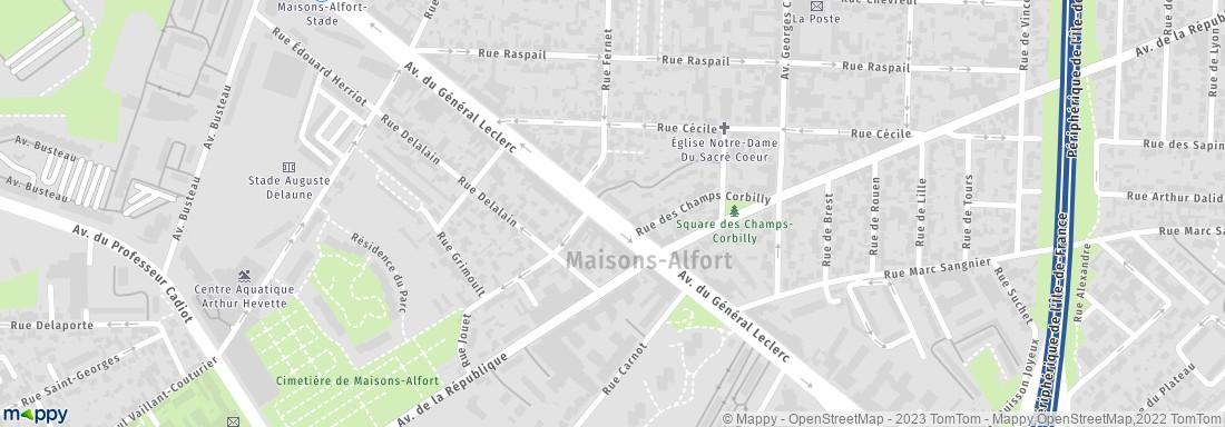 Cabinet Darjo Maisons Alfort (adresse, horaires, avis)
