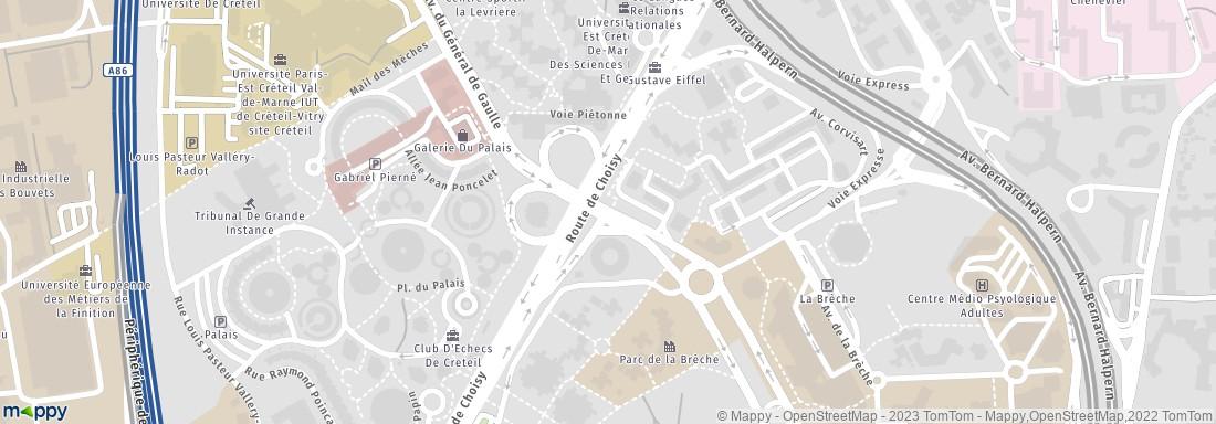 Adresse De La Caf De Creteil