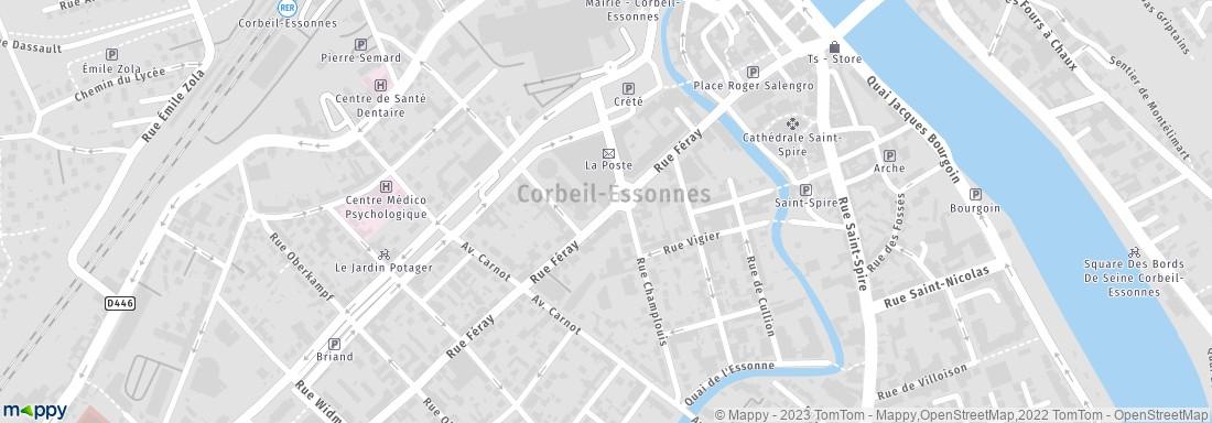 Adresse Caf De Corbeil Essonnes