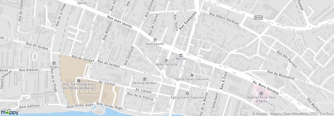 Adresse De La Caf De Champigny Sur Marne