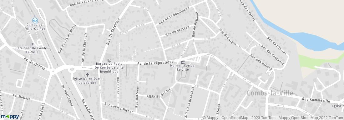 Cardiologue Aubry Combs La Ville