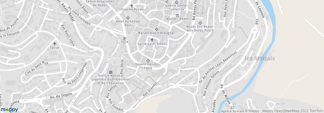 Caf Adresse De Rodez