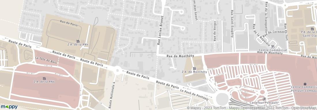 Garage de pontault pontault combault adresse horaires avis for Garage de la francilienne pontault combault