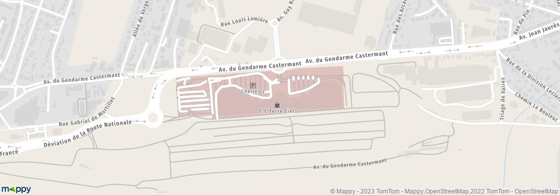 boutique sfr 2 av gendarme castermant 77500 chelles adresse horaires avis