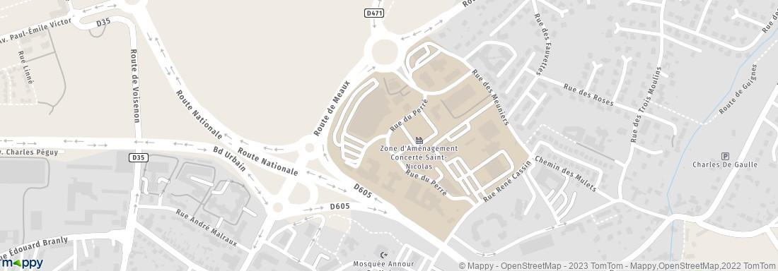 Maison de la literie zac champ de foire 77000 melun - Maison de la literie avis ...