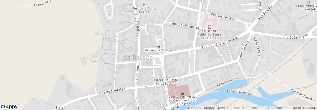 Square Habitat La Bassée (adresse, horaires)