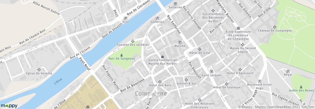 Geoxia ile de france compi gne adresse - Geoxia maisons individuelles ...