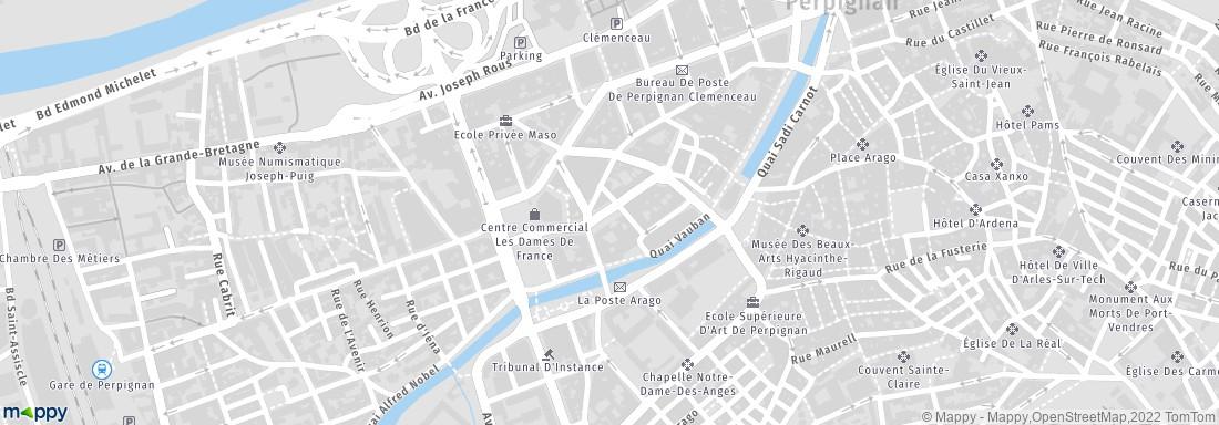 Banque De France Perpignan adresse