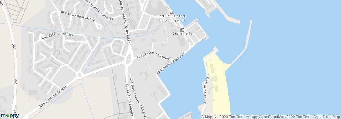 agence du port cyprien adresse avis