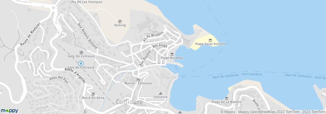 Office de tourisme de collioure collioure adresse - Office du tourisme de collioure ...