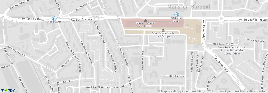 Pharmacie simler mons en baroeul vente location de for Location garage mons en baroeul