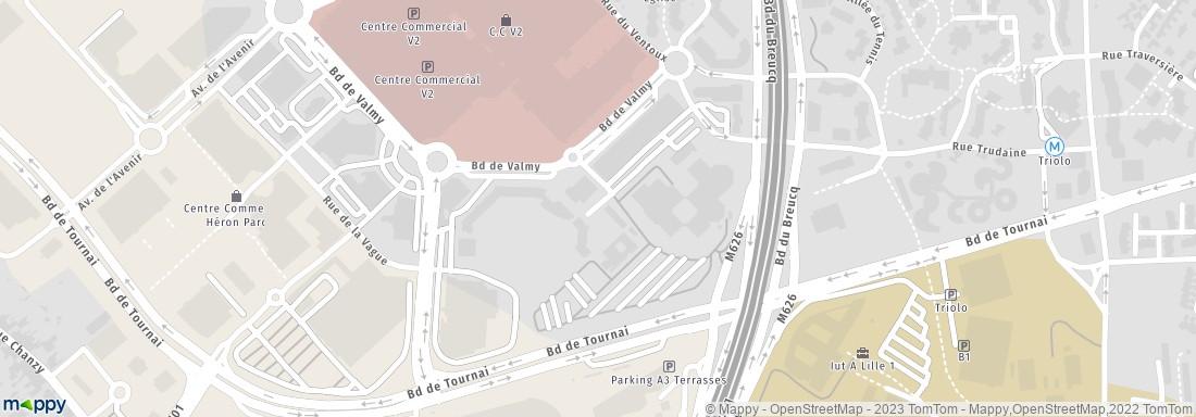 smeno villeneuve d 39 ascq adresse