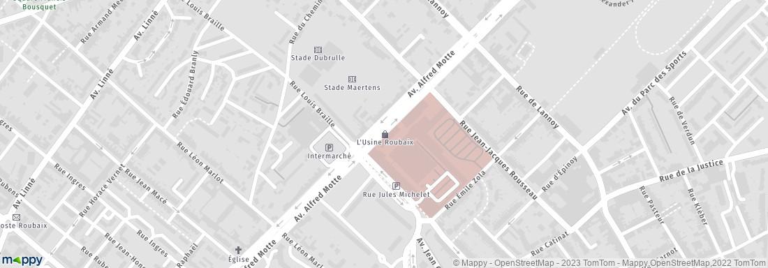 Devianne stock snlc roubaix adresse horaires - Adresse usine roubaix ...