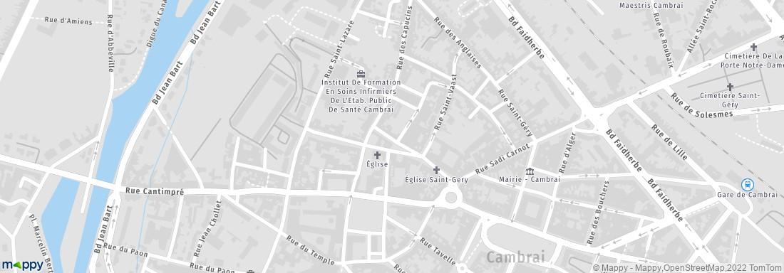 Maison Demarcq Cambrai - Restaurant (adresse, horaires, avis, ouvert ...