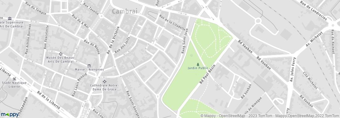 Coldefy et associ s architectes urbanistes cambrai adresse for Architecte cambrai