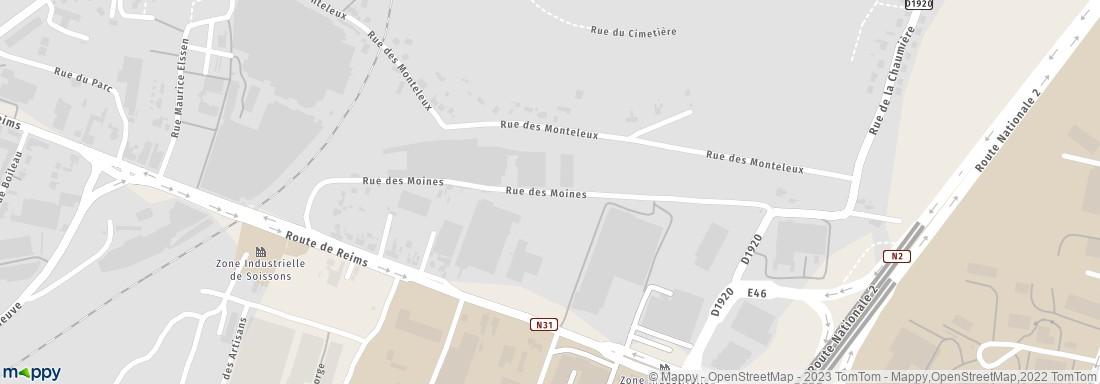 Bureau 02 Villeneuve Saint Germain adresse avis