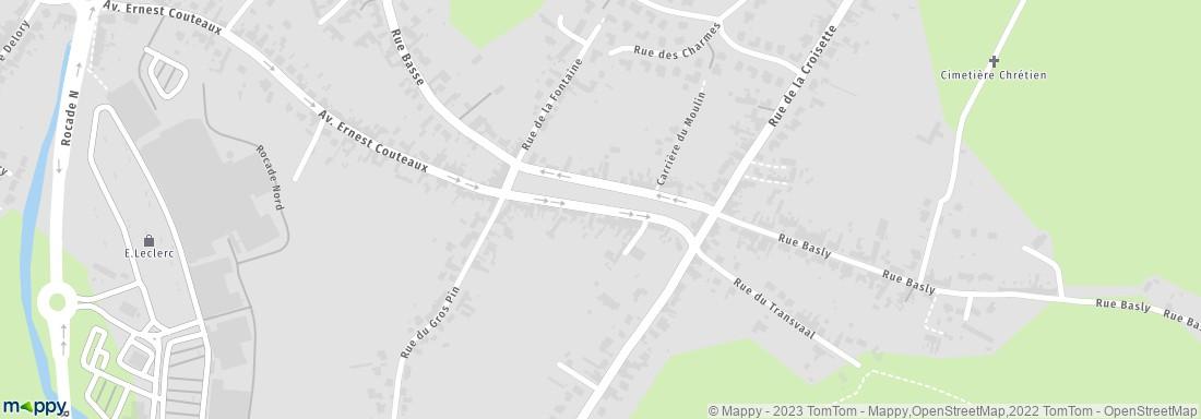 Gifi, Pl Mont Des Bruyères, 59230 Saint Amand Les Eaux (Adresse