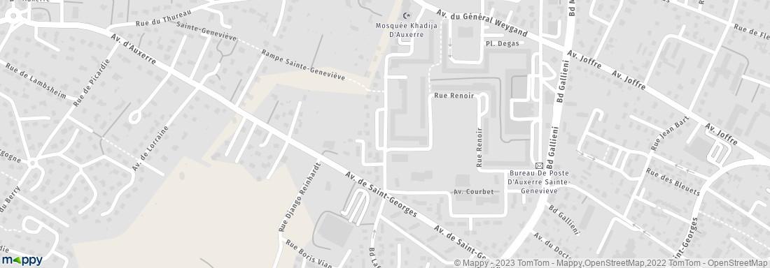 Office auxerrois de l 39 habitat agence sainte genevieve - Office auxerrois de l habitat auxerre ...