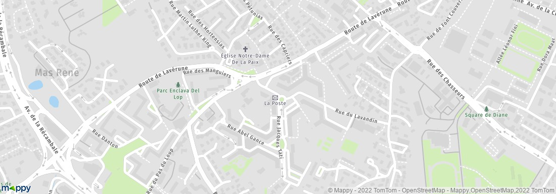 La Banque Postale 110 R Lavandin 34070 Montpellier Credit
