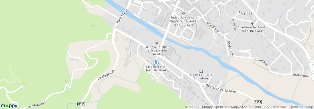 Piscine communautaire saint jean du gard infrastructures - Piscine ouverte le dimanche ...