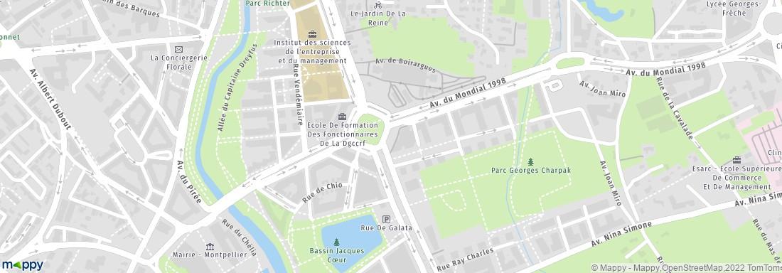 Caisse Des Depots Et Consignations Montpellier Adresse