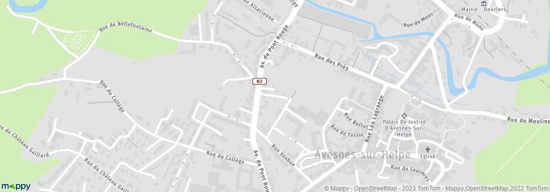 Cmar Nord PasDeCalais Avesnes Sur Helpe Adresse