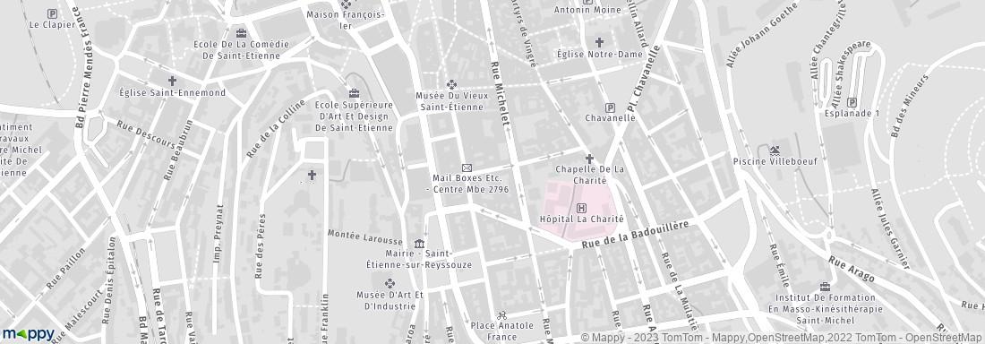 Ingenium saint etienne bureaux d 39 tudes environnement adresse horaires - Bureau d etude environnement lille ...