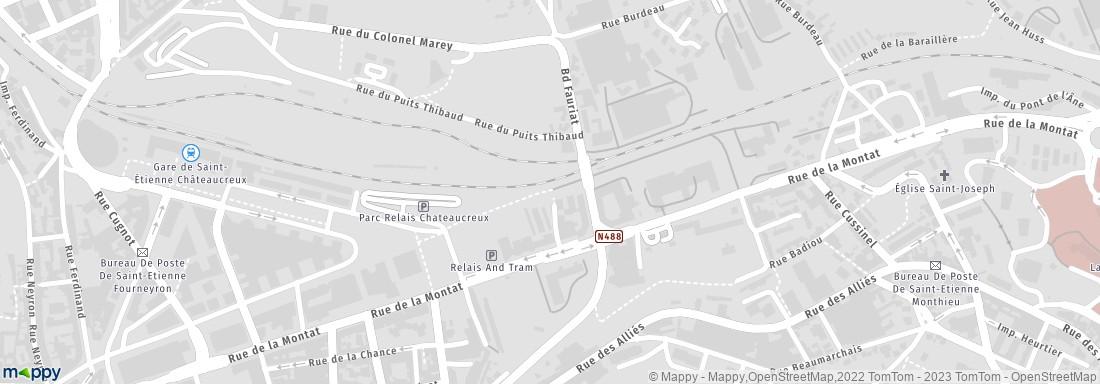 Paul gare chateaucreux 42000 saint etienne adresse horaires menu ouvert le dimanche - Magasin ouvert dimanche saint etienne ...