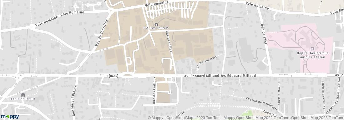 Comptoir lyonnais d 39 electricit craponne adresse horaires - Comptoir lyonnais d electricite ...