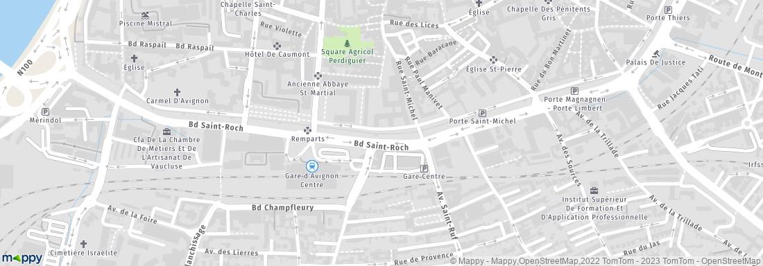 Centre Des Finances Publiques Avignon Adresse Horaires