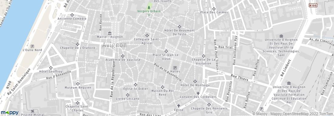 Linvosges avignon adresse horaires for Linge de maison avignon