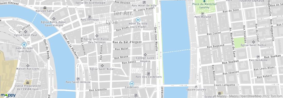 SALON LUC Lyon - Coiffeur (adresse horaires avis)