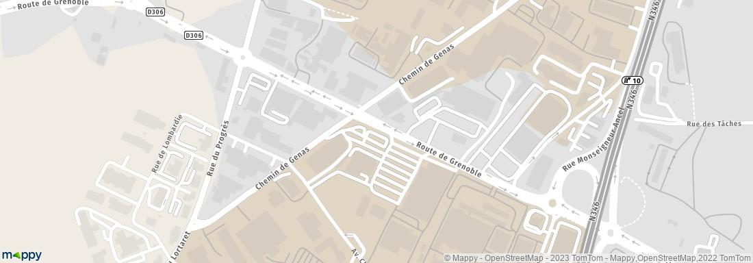 Lapeyre lyon est 221 rte grenoble 69800 saint priest portes portails adresse horaires avis - Lapeyre saint priest ...