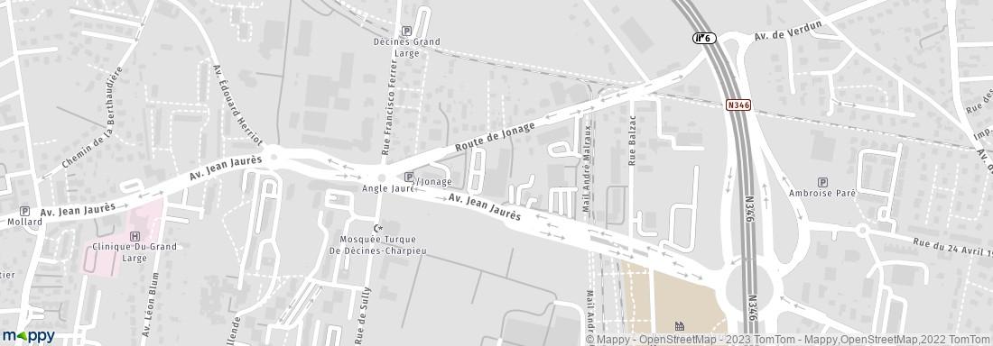 Entrep t du bricolage 18 rte jonage 69150 d cines - Horaire entrepot du bricolage ...